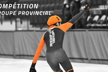 Compétition Provincial #3