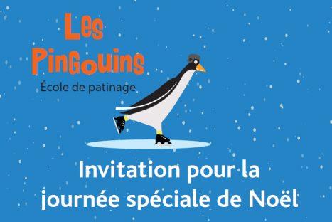 Party de Noël des Pingouins