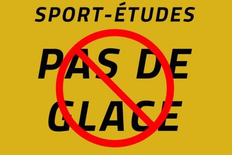 Entrainement Sport-études à l'IRS (Pas de glace)