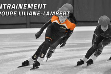 Entrainement spécial Liliane-Lambert *MODIFIÉ.*