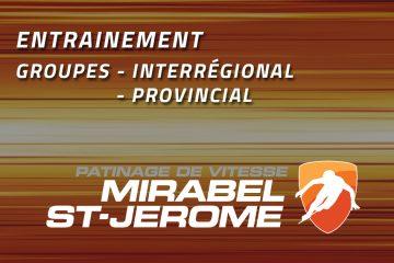 Entrainement Inter/Prov