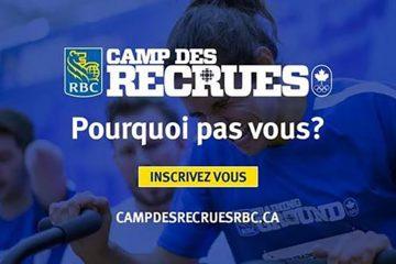 Camp des recrues RBC : Sélection régionale
