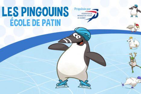 Les Pingouins – École de patin (Groupe 4)