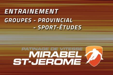 Entrainement pour patineurs des circuits de compétition Provincial et Collégial-Universitaire – à Maurice-Richard